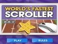 Cadbury: World's Fastest Scroller