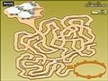 Maze game - game play 3
