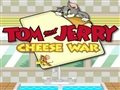 Tom and Jerry cheese war