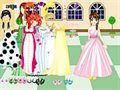 Castle gown Dressup