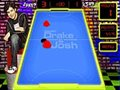 Drake and Josh air hockey