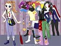 All styles dress up