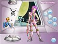 Sonia space girl Dressup