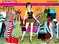 Rachel stripes Dressup
