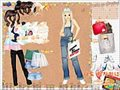 Shopping dress up girls 4