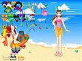Beach wear Dressup