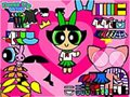 Girl Powerpuff dress up