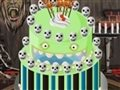 Monster high cake decorator