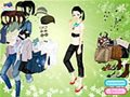 Green Day Dressup
