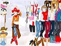 Cowgirl dress up